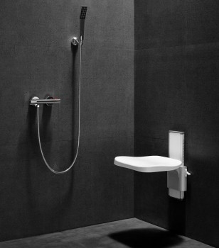 Siège de douche pliable  SenUp.com