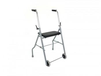 Rollator 2 roues pliable avec siège| SenUp.com