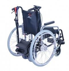 Kit de motorisation pour fauteuils roulants pliants