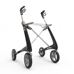 Déambulateur à 4 roues Carbon Ultralight