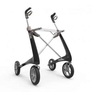 Déambulateur à 4 roues Carbon Ultralight| SenUp.com