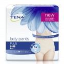 Tena Lady Pants Plus Medium - 12 protections