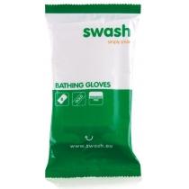 Paquet de 8 gants de toilette préimprégnés Fast & Fresh - 230 x 180 mm
