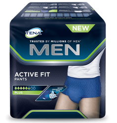 Tena Men Pants Plus Medium - 12 protections