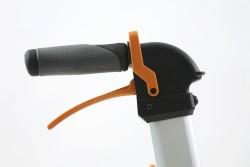 Poignée de frein unique gaucher pour déambulateur Volaris