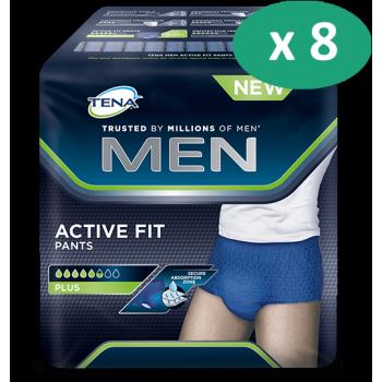 Tena Men Pants Plus Medium - 12 protections| SenUp.com