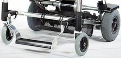 Panier en métal pour fauteuil électrique ZINGER