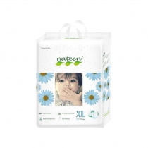 Nateen Baby Diapers XL - 14 protections