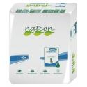 Nateen Flexi Maxi Large - 8 paquets de 10 protections