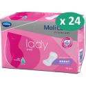 Hartmann Molicare Premium Lady Pads 4.5 gouttes - 24 paquets de 14 protections