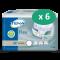 6 paquets de Tena Flex Ultima