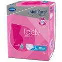 Hartmann Molicare Premium Lady Pants 7 gouttes Large - 8 paquets de 7 protections