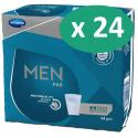 Hartmann Molicare Premium Men Pads 2 gouttes - 24 paquets de 14 protections