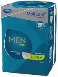 Hartmann Molicare Premium Men Pants 5 gouttes Large - 7 protections