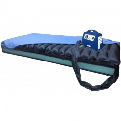 Matelas alternating à air de 12,7 cm APEX® + compresseur (Escarre stade 1 à 3) - DOMUS 3