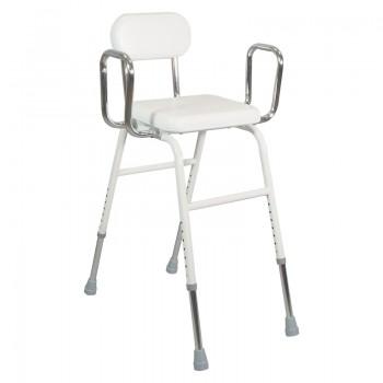 Chaise haute / assis-debout avec accoudoirs  SenUp.com