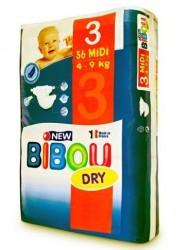 BIBOU New Born - 60 couches