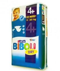 BIBOU Maxi Plus - 52 couches