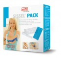 SISSEL® Pack - compresse chaude et froide + housse velcro