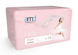 AMD Lady Super - 10 protections