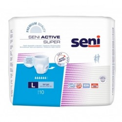 Seni Active Super Large - 10 protections