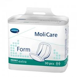 Hartmann Molicare Form Extra Plastique - 30 protections