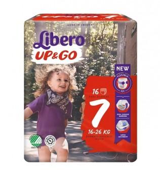 Libero Up&go 7 - 18 langes culottes| SenUp.com