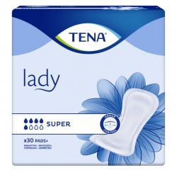 Tena Lady Super - 30 protections
