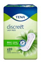 Tena Discreet Mini Plus - 20 protections