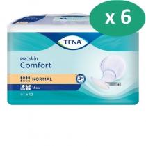 6 paquets de Tena Comfort Normal