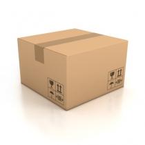 Bavoirs jetables pour adultes avec poche (bleu) - Carton de 600 unités