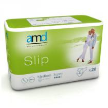 AMD Slip Super | Change complet avec attaches | Sen'Up