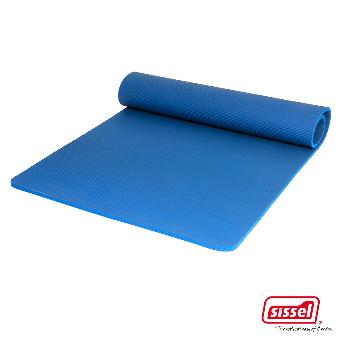 sissel gym mat professional tapis de gym sissel 180 x 100 cm - Tapis De Sport