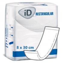 ID Expert Rectangular Intraversable (PE) + Strip - 12 protections