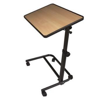 Table de lit réglable et inclinable - Coloris hêtre| SenUp.com