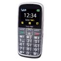 Bea-fon® SL215 GSM - Noir - Téléphone portable à grandes touches et appareil photo