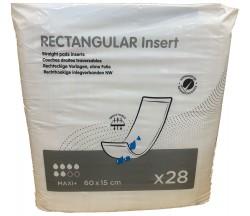 ID Rectangular Insert Traversable Maxi+ 15 x 60 cm