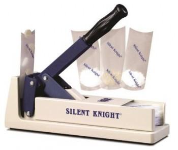 Pack de 1000 sachets pour broyeur de comprimés Silent Knight| SenUp.com