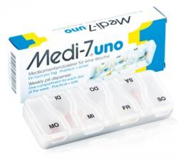 Pilulier semainier MEDI-7 Uno