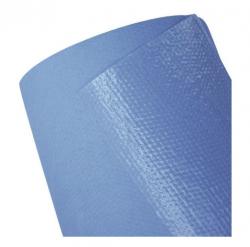 Draps d'examen en papier plastifié - 50 cm x 68 m - Prédécoupé 38 cm
