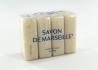 Savons de Marseille - 4 unités