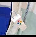 Siège de bain électrique Bellavita Confort (Premium) - Blanc