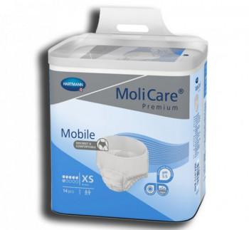 Hartmann MoliCare Premium Mobile 6 gouttes| Slip absorbant | Sen'Up