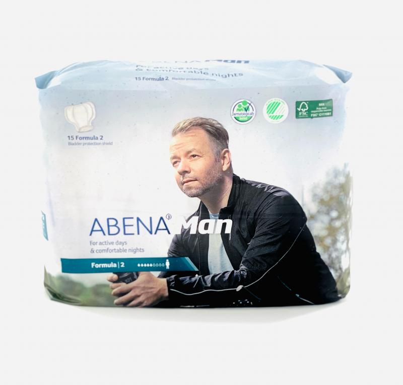ABENA Man Formula 2 | Protection pour hommes | Sen'Up