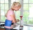 SISSEL® Cherry Heat Belt - Coussin en noyaux de cerises chauffant avec bande de fermeture