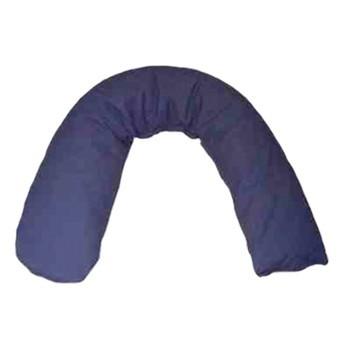 Coussin de positionnement Boomerang en fibres végétales - Gris| SenUp.com