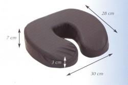 Demi-bouée en mousse viscoélastique pour hémorroïdes