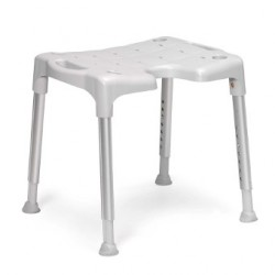 Tabouret de douche Swift - Gris