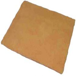Matelas rectangulaire fourrure synthétique 70 x 100 cm