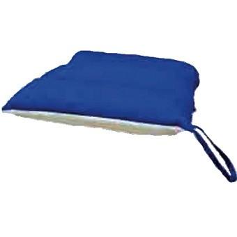 Coussin de siège en fibres siliconées 43 x 43 cm| SenUp.com